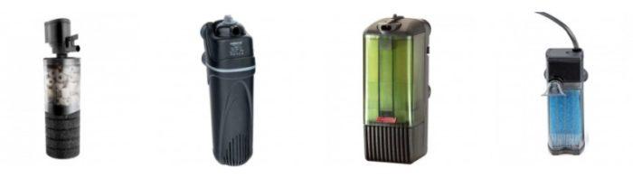 Внутренние фильтры-стаканчики